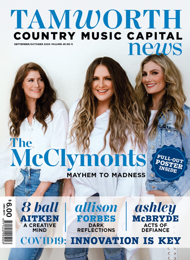 Tamworth Country Music Capital News Vol 1 Sept - Oct | Merchandise