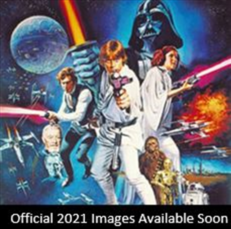 Star Wars Classic 2021 Square Calendar | Merchandise