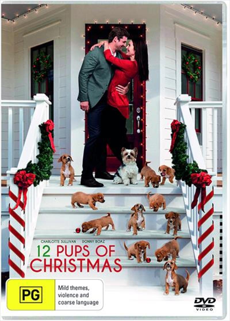 12 Pups Of Christmas | DVD