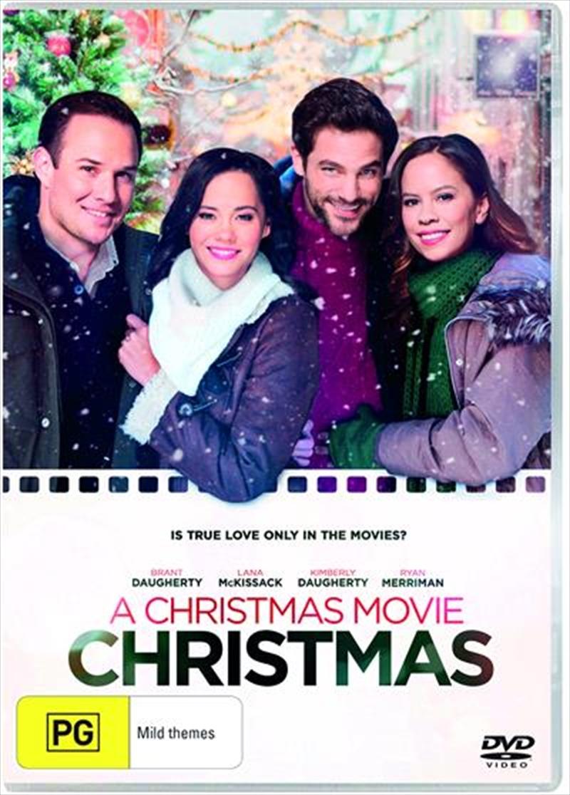 A Christmas Movie Christmas | DVD