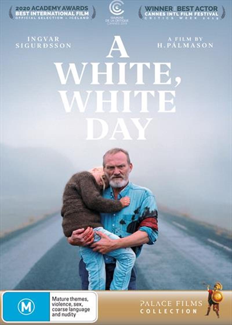 A White, White Day   DVD