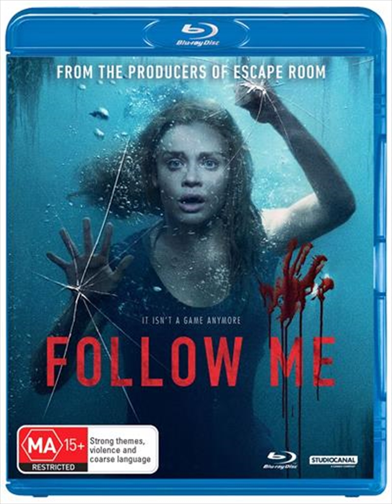 Follow Me | Blu-ray