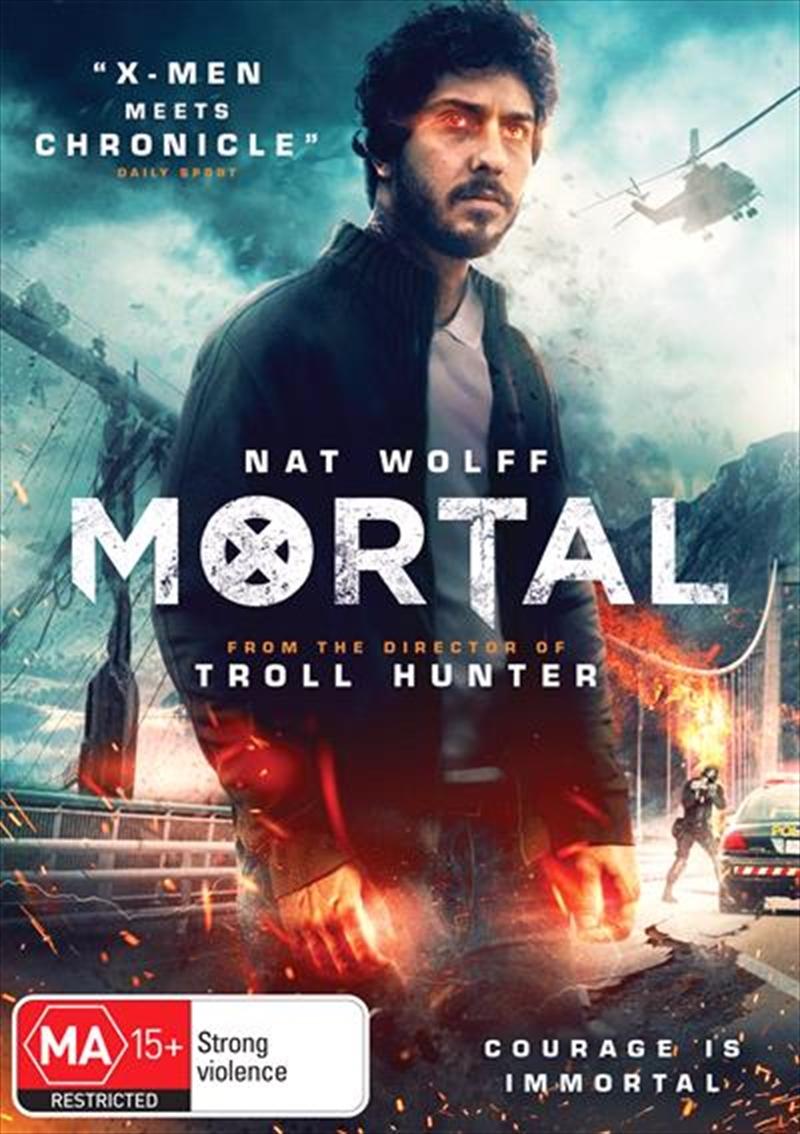 Mortal   DVD
