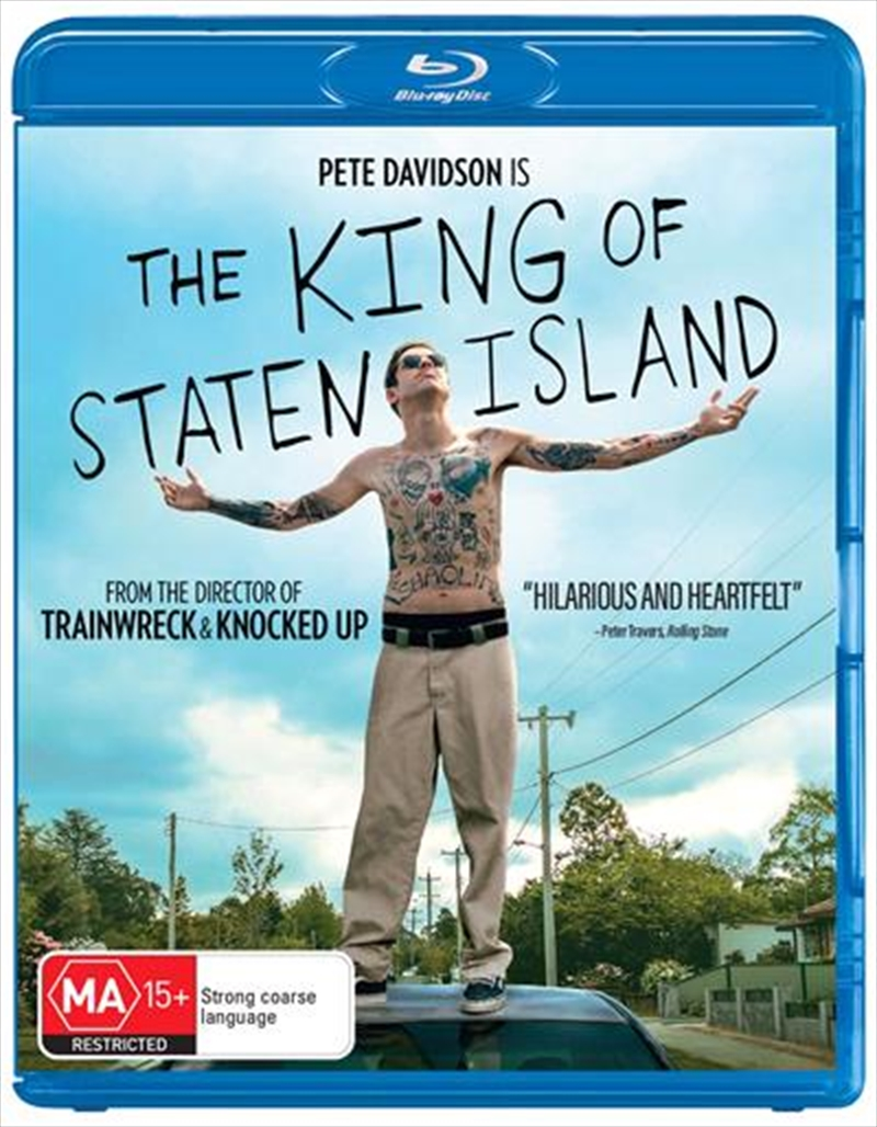 King Of Staten Island, The | Blu-ray