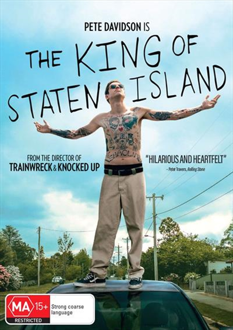 King Of Staten Island, The | DVD