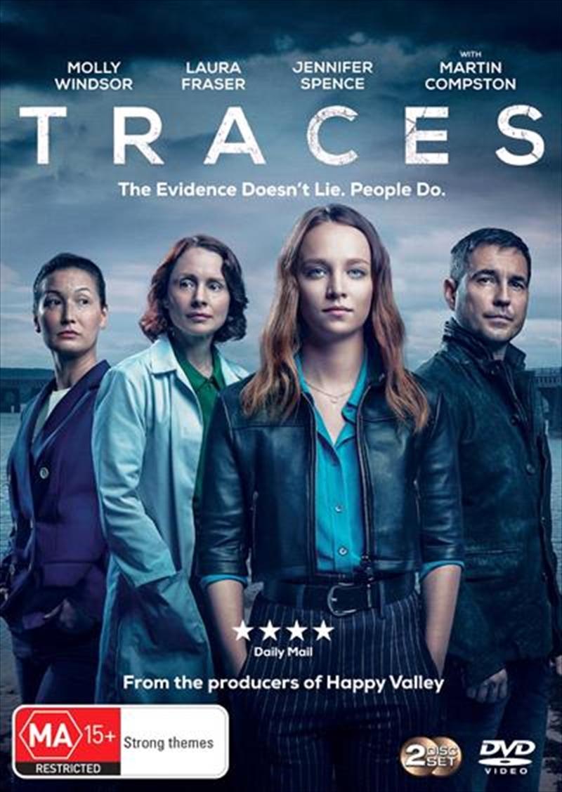 Traces - Season 1 | DVD