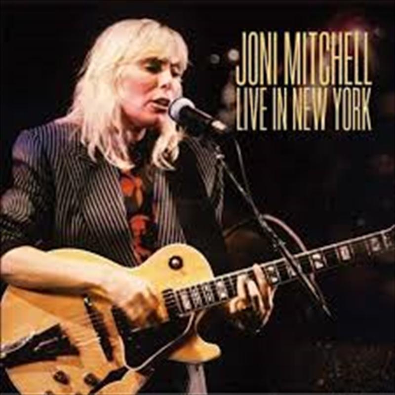 Live In New York   CD