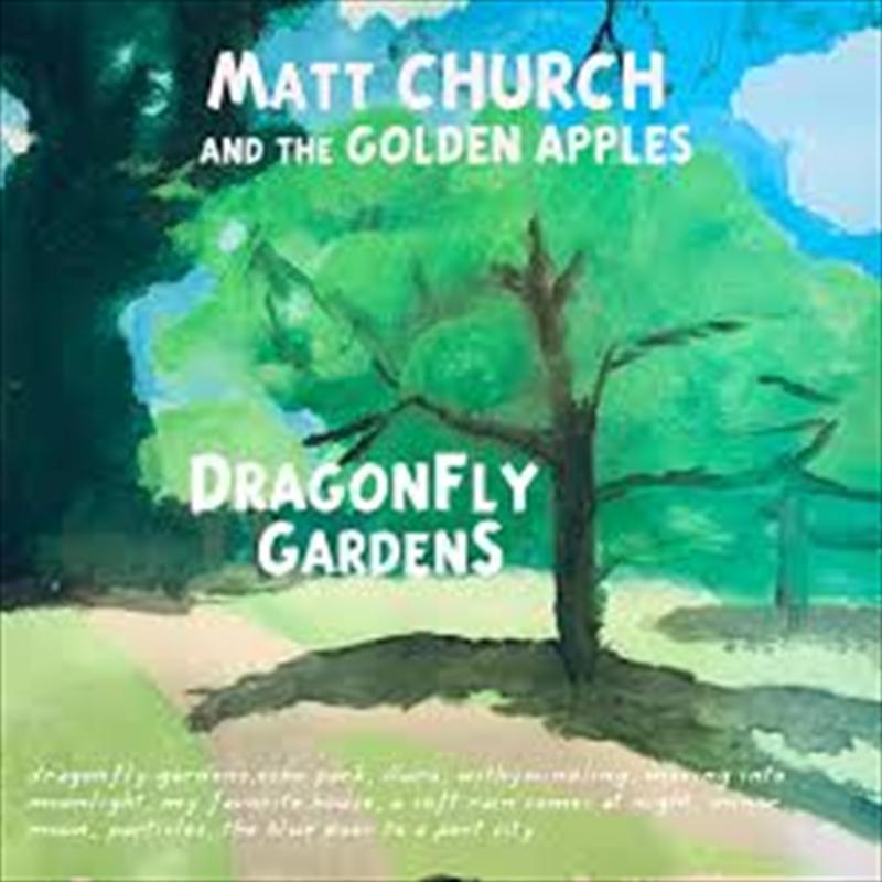 Dragonfly Gardens | CD