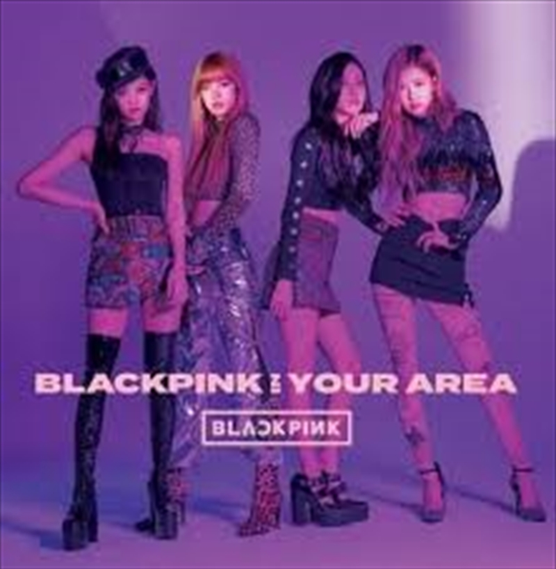 Blackpink In Your Area   CD