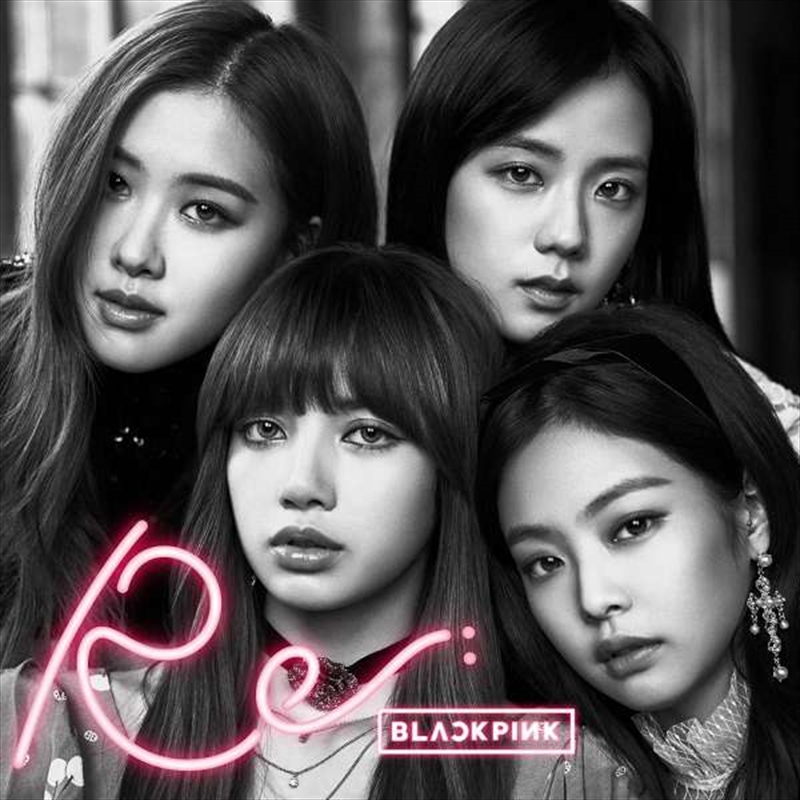 RE - Blackpink | CD