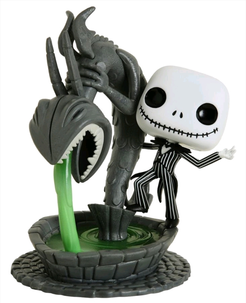 The Nightmare Before Christmas - Jack in Fountain Movie Moment Pop! Vinyl [RS] | Pop Vinyl