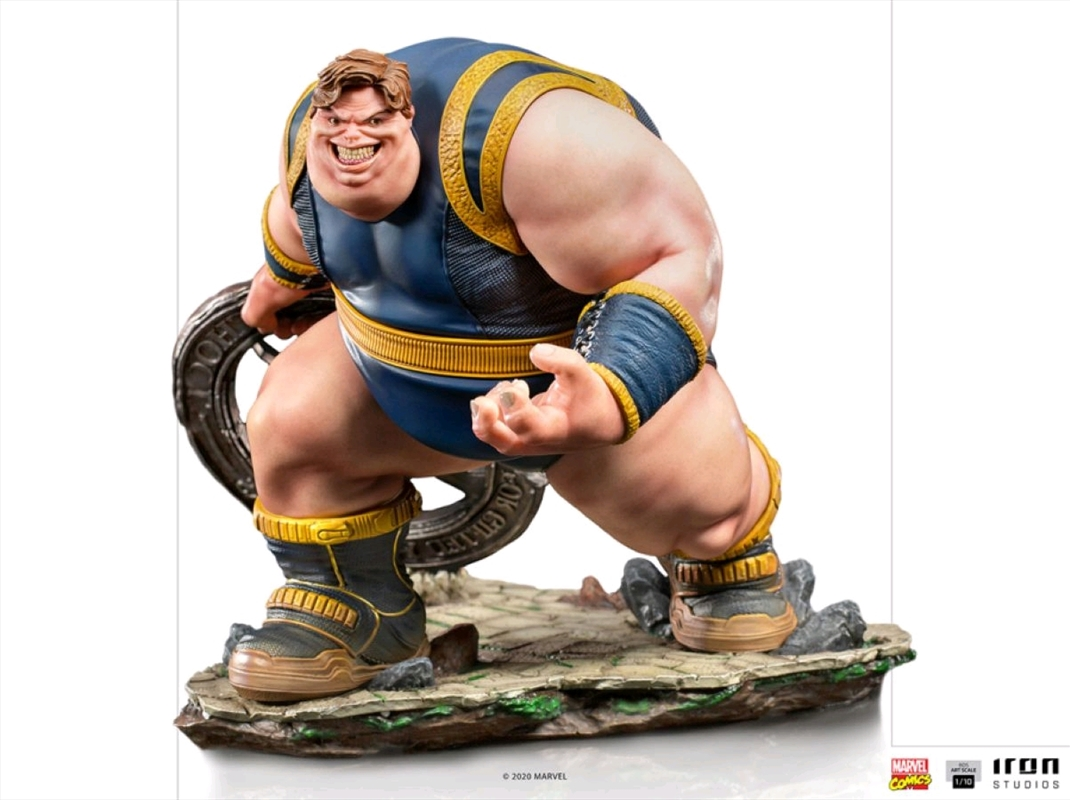 X-Men - Blob 1:10 Scale Statue | Merchandise