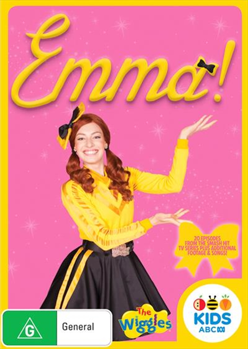 Wiggles - Emma!, The | DVD