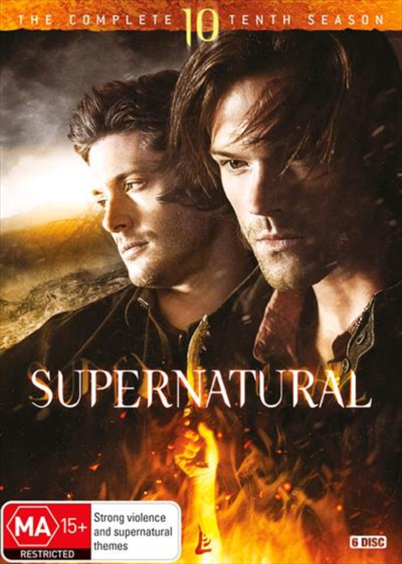 Supernatural - Season 10 | DVD