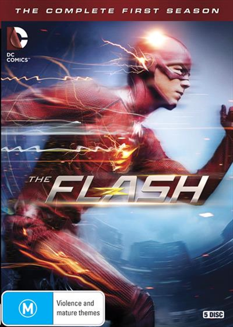 Flash - Season 1, The | DVD