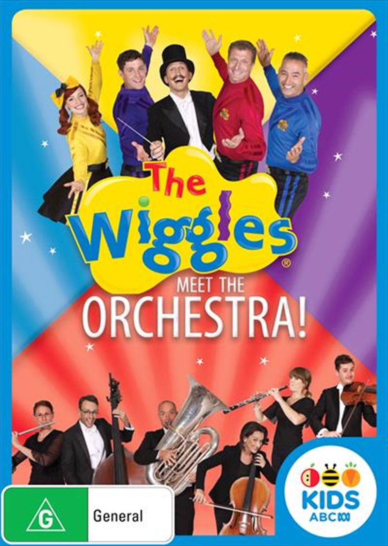 Wiggles - Meet The Orchestra, The | DVD