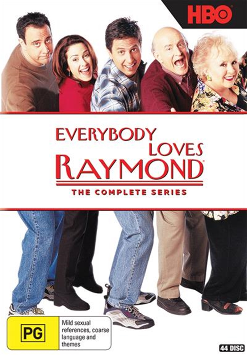 Everybody Loves Raymond | Series Collection | DVD
