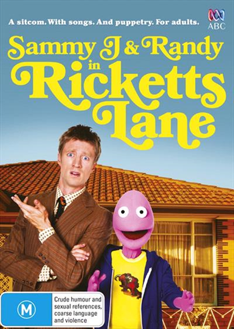 Sammy J And Randy In Ricketts Lane | DVD