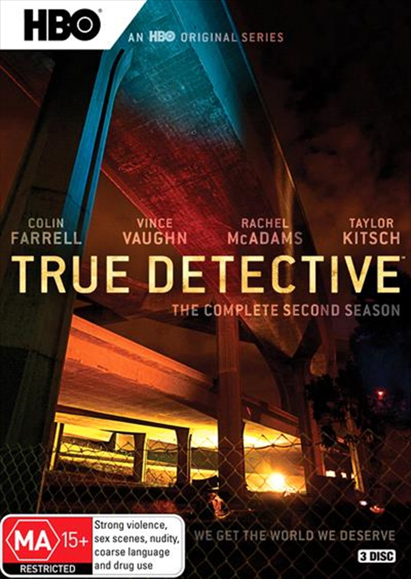 True Detective - Season 2 | DVD