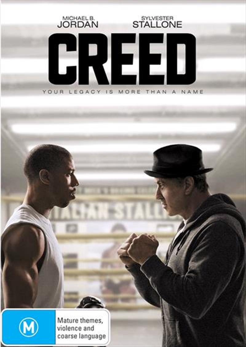 Creed | DVD