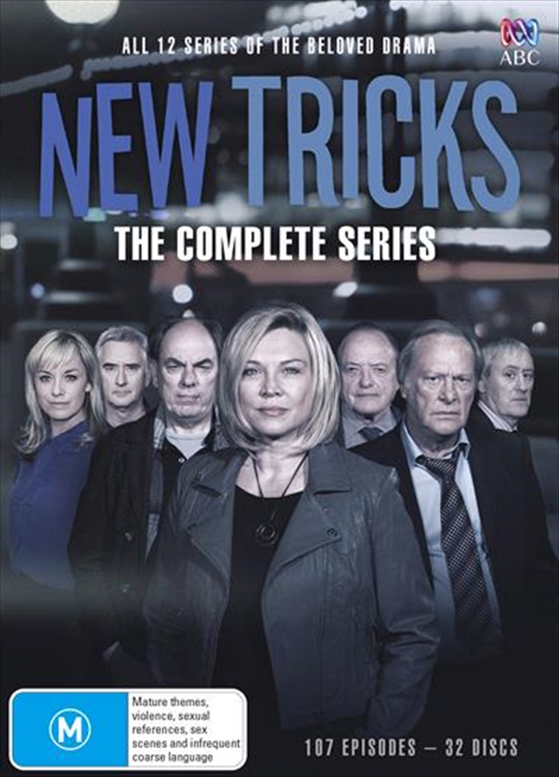 New Tricks - Series 1-12 | Boxset | DVD