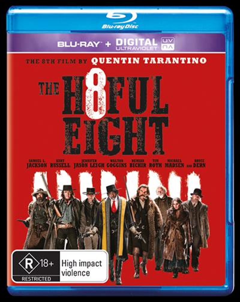 Hateful Eight, The | Blu-ray