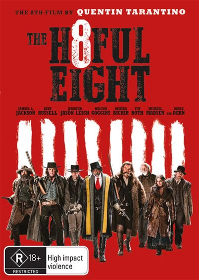 Hateful Eight, The | DVD