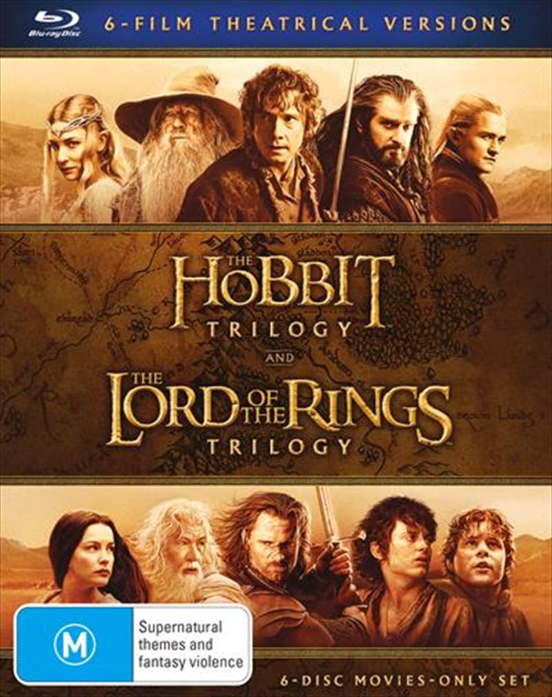 Middle-Earth - Limited Collector's Edition | Collection | Blu-ray