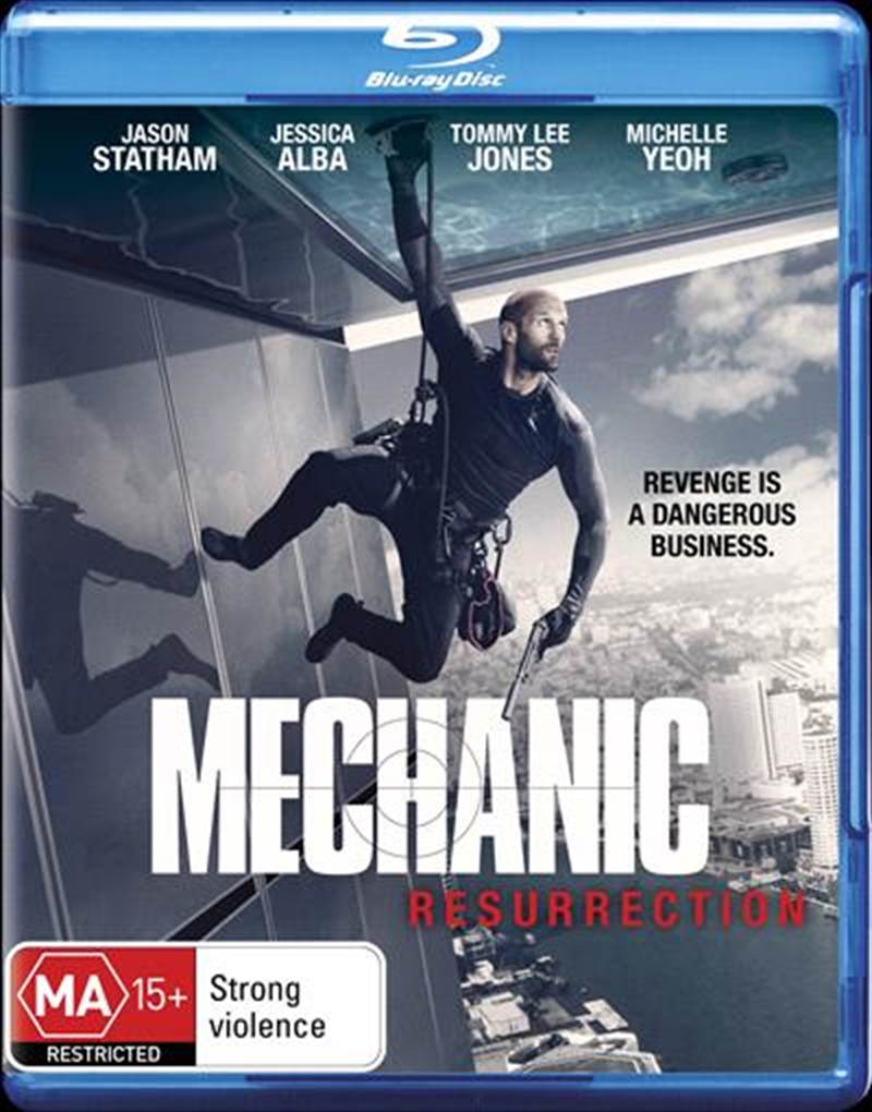 Mechanic - Resurrection | Blu-ray