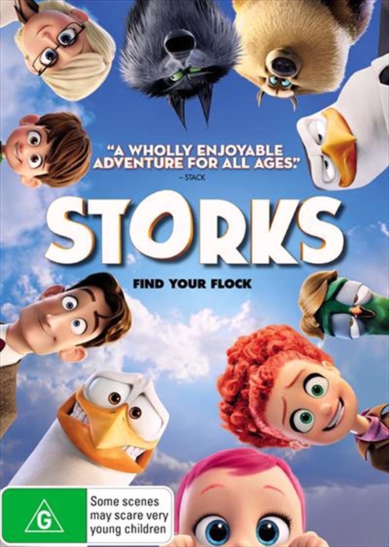 Storks | DVD