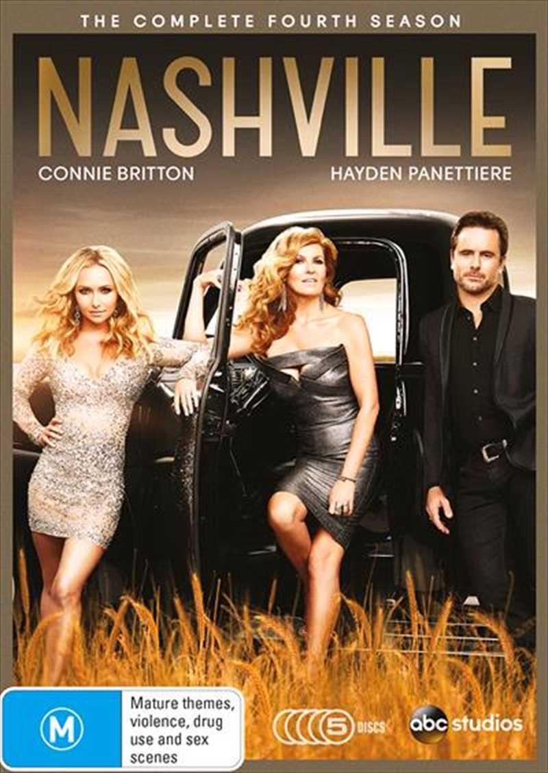 Nashville - Season 4 | DVD