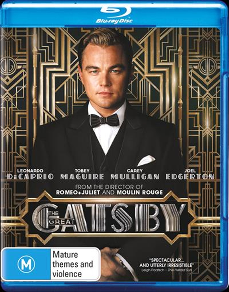 Great Gatsby, The | Blu-ray