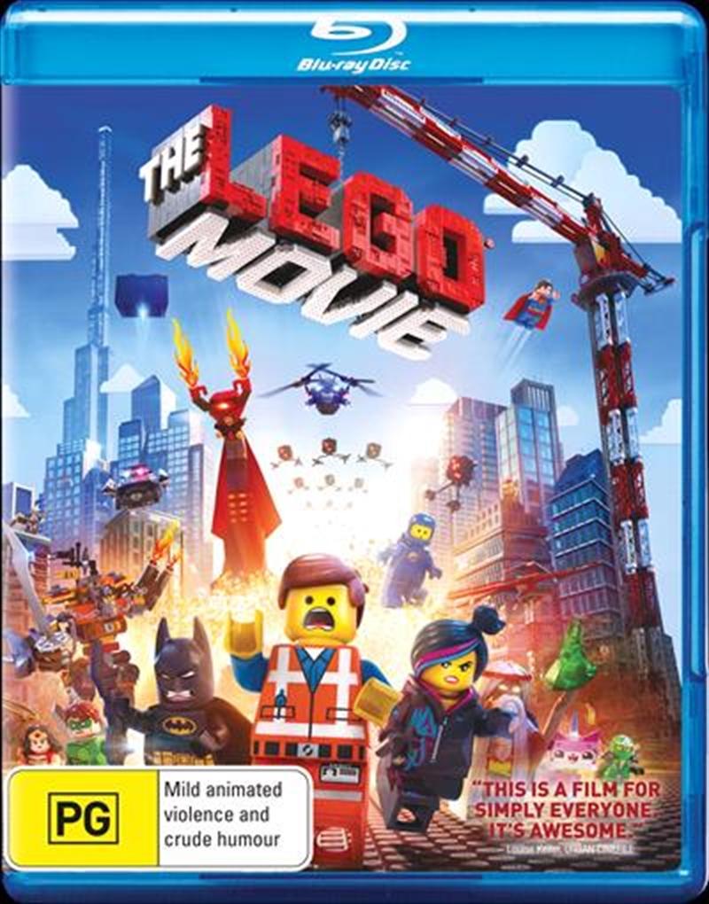 Lego Movie, The | Blu-ray