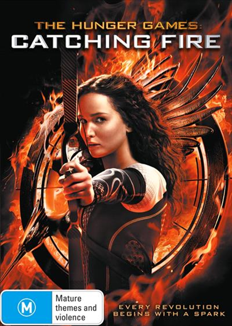Hunger Games - Catching Fire, The | DVD