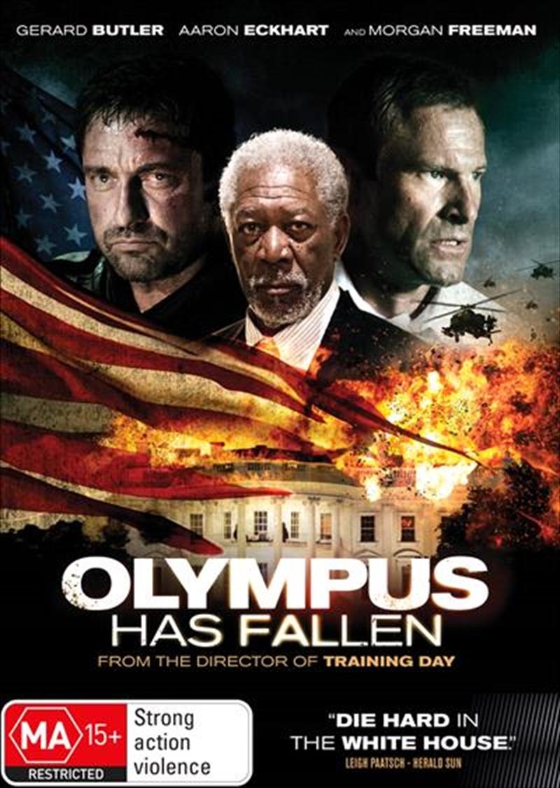 Olympus Has Fallen | DVD