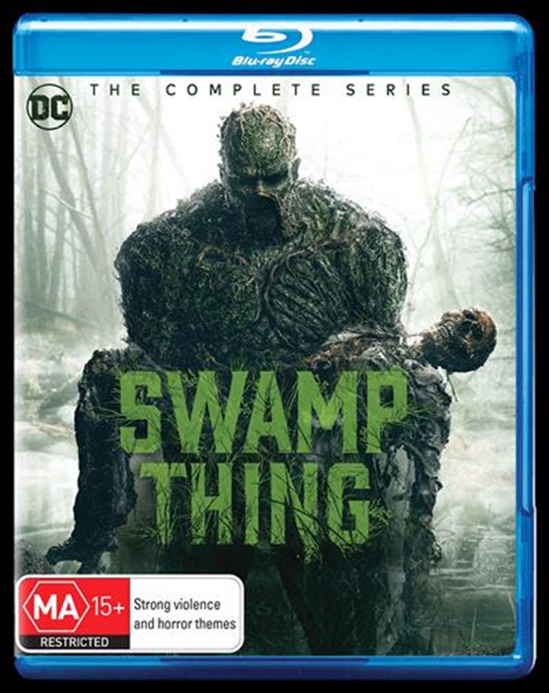 Swamp Thing | Complete Series | Blu-ray
