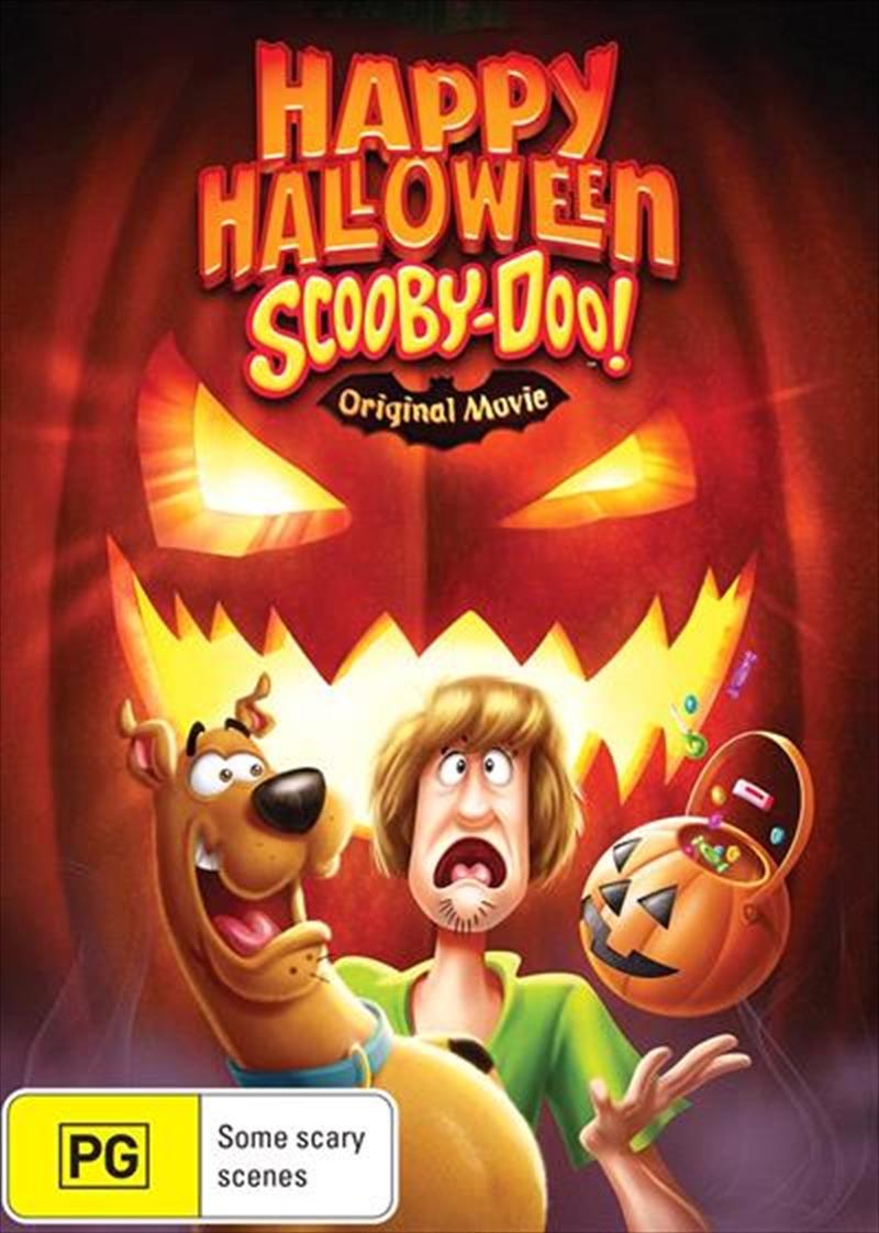 Happy Halloween Scooby-Doo! | DVD