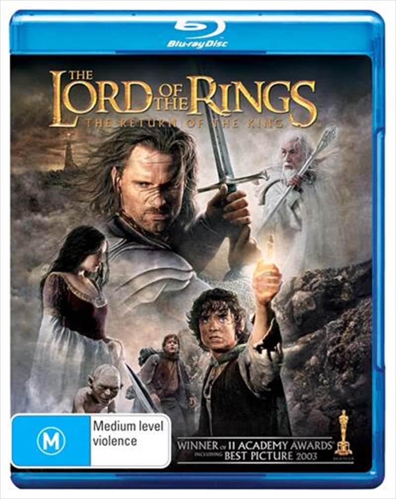 Lord Of The Rings, The - The Return Of The King | Blu-ray