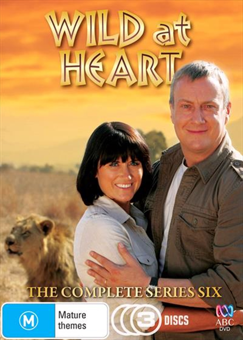 Wild At Heart - Series 6 | DVD