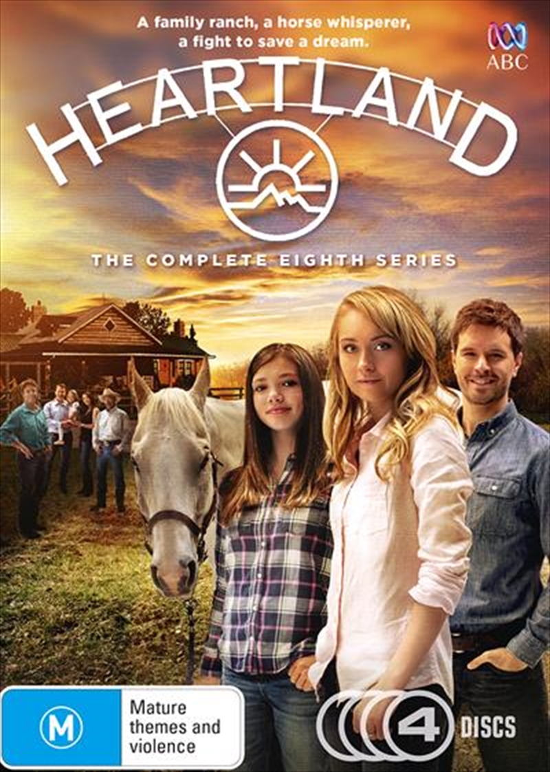 Heartland - Series 8 | DVD