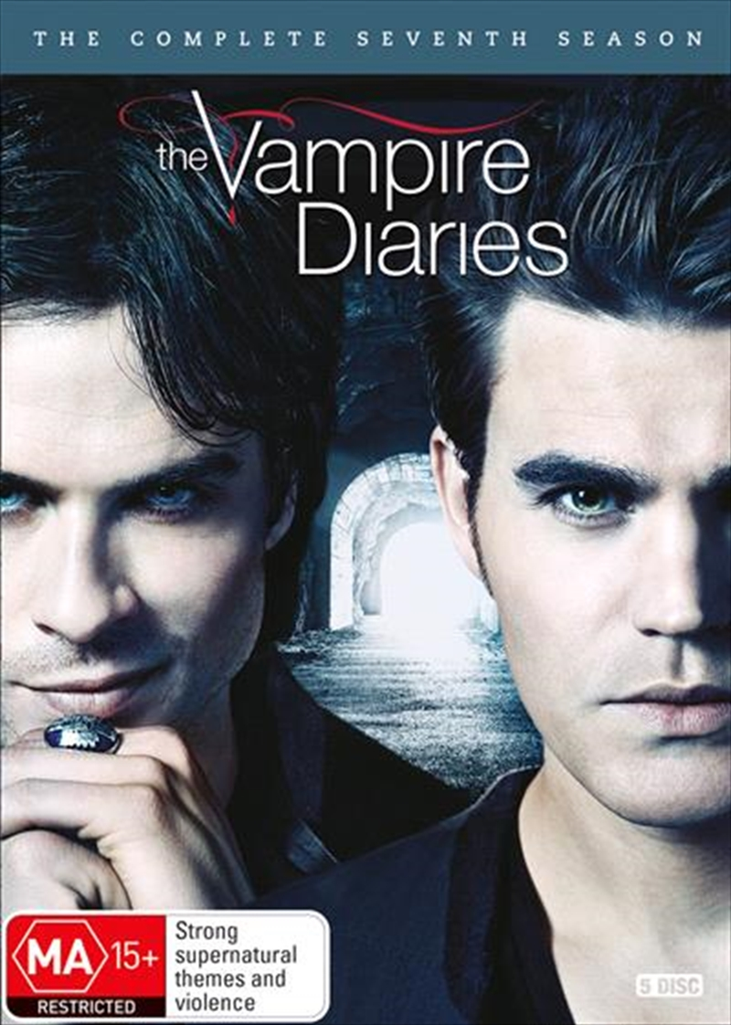 Vampire Diaries - Season 7 | DVD
