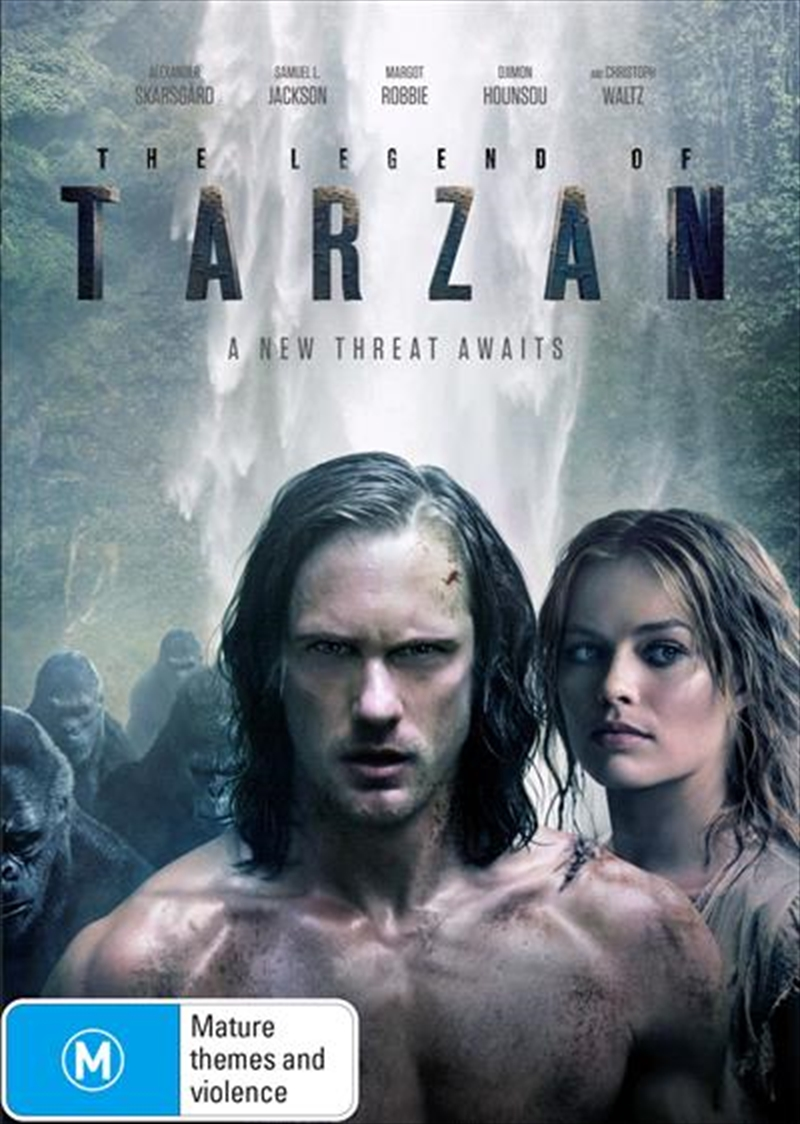 Legend Of Tarzan, The | DVD