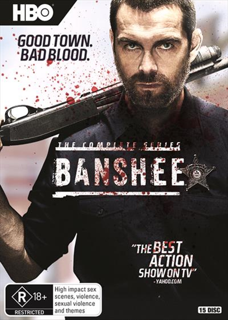 Banshee | Series Collection | DVD