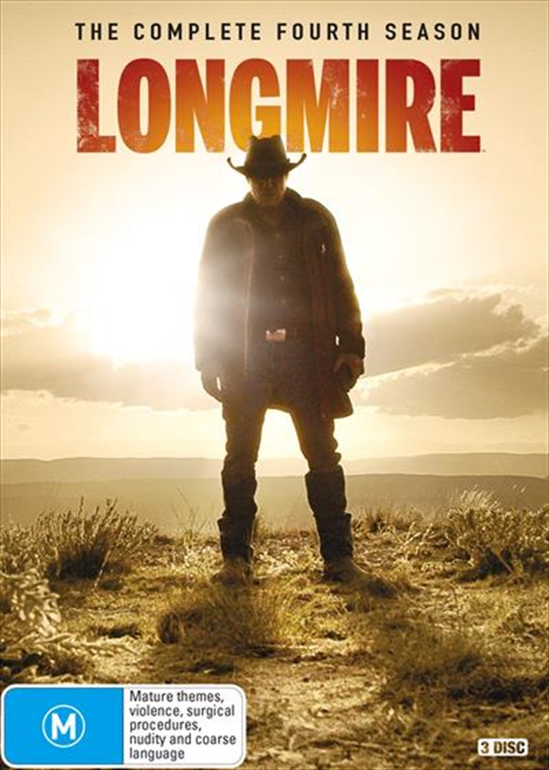 Longmire - Season 4 | DVD
