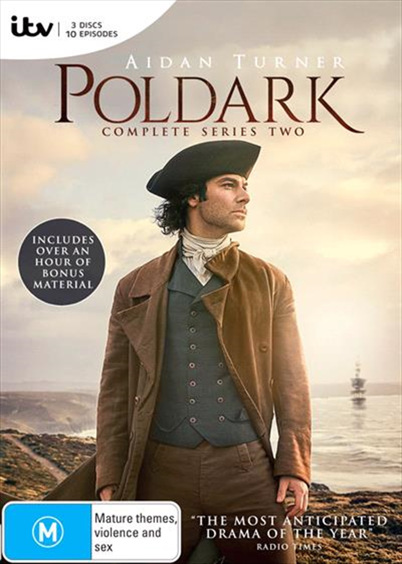 Poldark - Series 2 | DVD