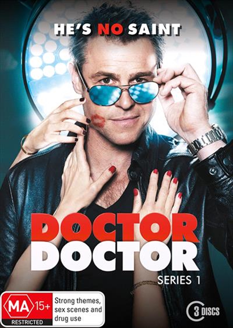 Doctor Doctor - Series 1 | DVD
