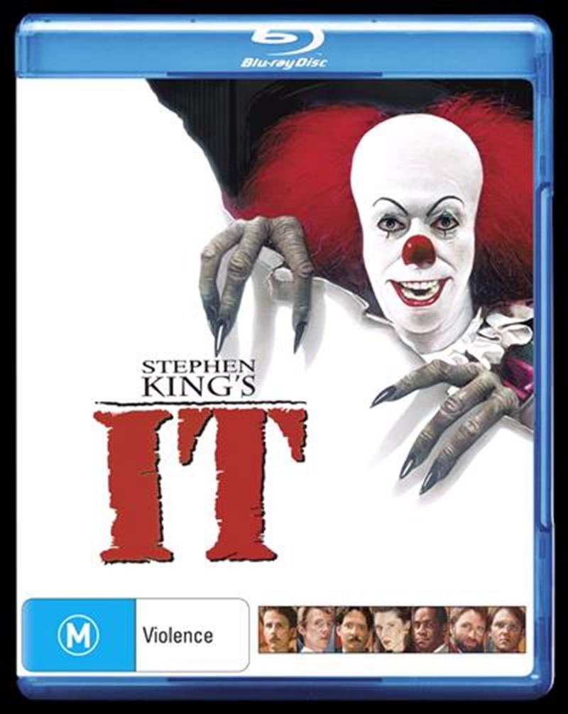 Stephen Kings's IT | Blu-ray
