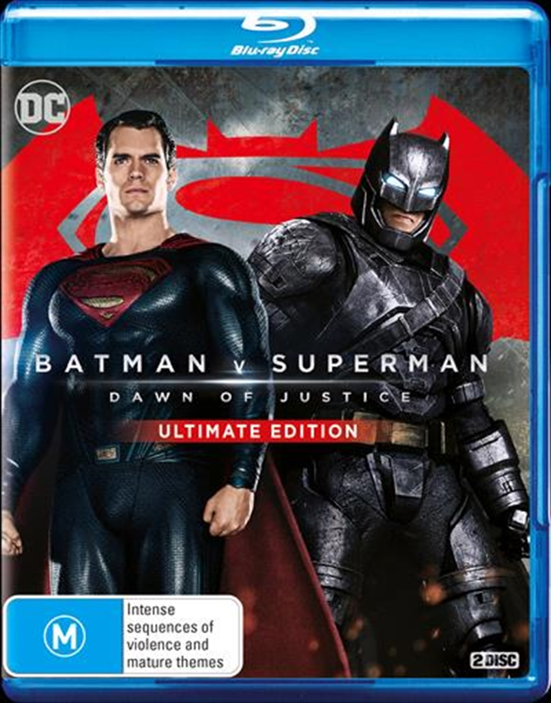 Batman V Superman - Dawn Of Justice | Blu-ray