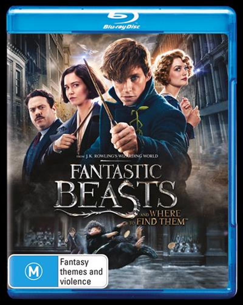 Fantastic Beasts | Blu-ray