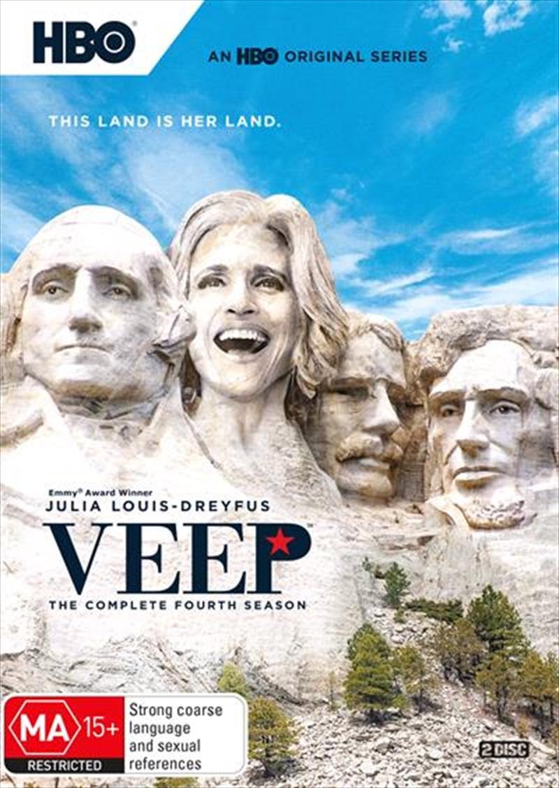 Veep - Season 4 | DVD
